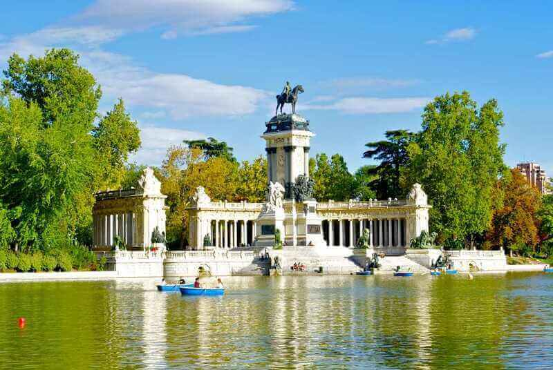 Madrid Pontos Turísticos