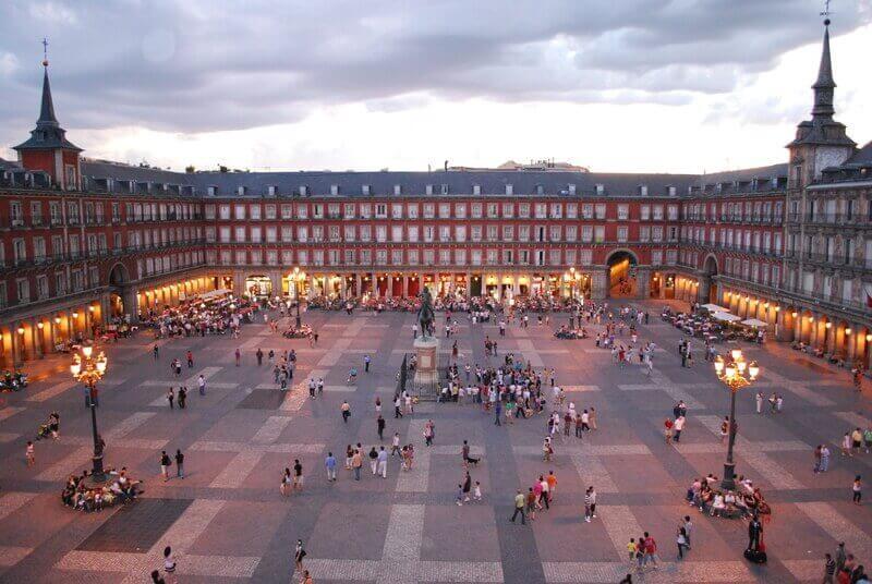 Madrid Roteiro