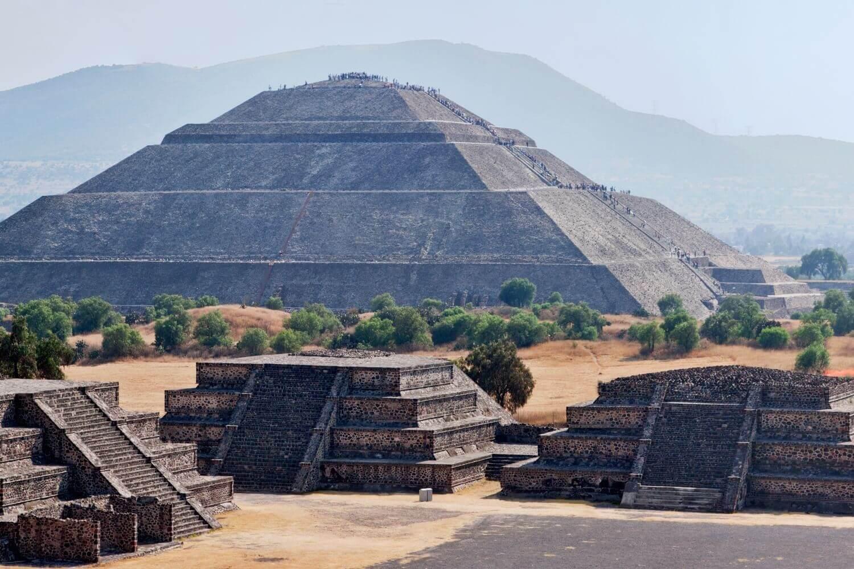 Pontos turísticos Mexico
